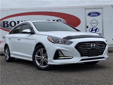 2018 Hyundai Sonata GLS (Stk: 22PS01A) in Midland - Image 1 of 15