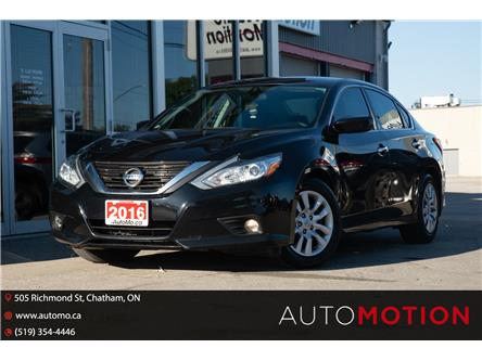 2016 Nissan Altima  (Stk: 211762) in Chatham - Image 1 of 21