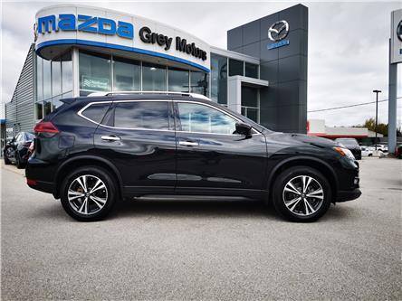 2019 Nissan Rogue SV (Stk: 03234PA) in Owen Sound - Image 1 of 18