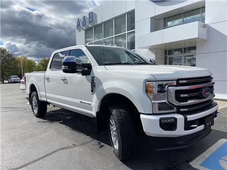 2020 Ford F-350 Platinum (Stk: A6275) in Perth - Image 1 of 25