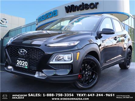 2020 Hyundai Kona 2.0L Preferred (Stk: PR61090) in Windsor - Image 1 of 25