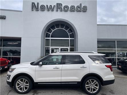 2017 Ford Explorer Limited (Stk: 25818T) in Newmarket - Image 1 of 10
