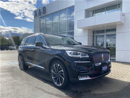 2020 Lincoln Aviator Reserve (Stk: P6262) in Perth - Image 1 of 20