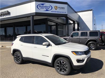 2021 Jeep Compass Sport (Stk: 5M201) in Medicine Hat - Image 1 of 17