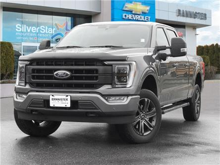 2021 Ford F-150 Lariat (Stk: P21800A) in Vernon - Image 1 of 25