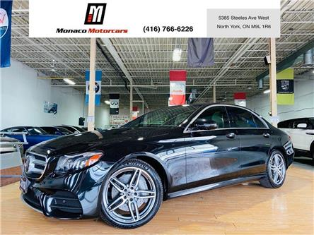 2018 Mercedes-Benz E-Class Base (Stk: 4430-22) in North York - Image 1 of 18
