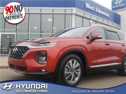 2020 Hyundai Santa Fe SEL (Stk: 27071A) in Edmonton - Image 1 of 19