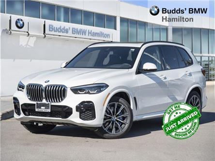 2022 BMW X5 xDrive40i (Stk: T29028) in Hamilton - Image 1 of 24