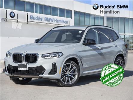 2022 BMW X3 M40i (Stk: T26891) in Hamilton - Image 1 of 24