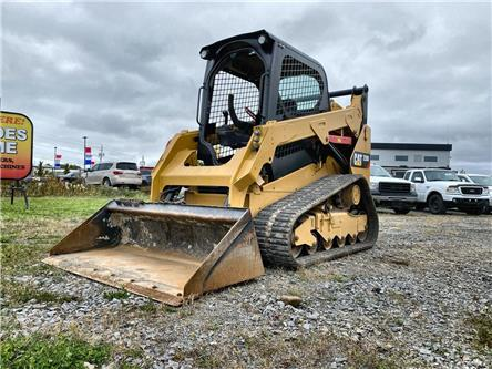 2017 Caterpillar 259D COMPACT TRACK LOADER (Stk: 21581) in Sudbury - Image 1 of 19