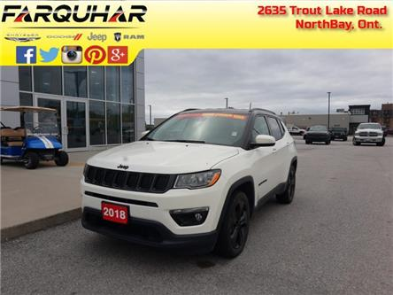 2018 Jeep Compass North (Stk: 21286A) in North Bay - Image 1 of 30