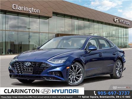 2022 Hyundai Sonata Luxury (Stk: 21539) in Clarington - Image 1 of 24