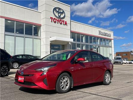 2017 Toyota Prius Technology (Stk: 2073) in Woodstock - Image 1 of 28