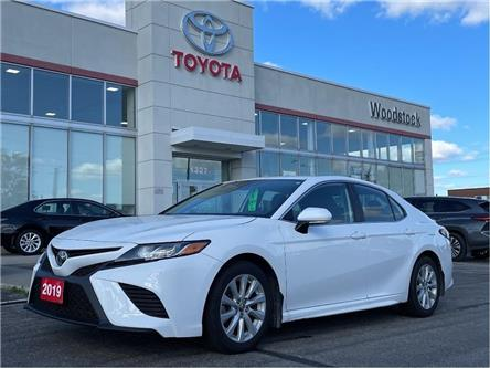2019 Toyota Camry SE (Stk: 2064A) in Woodstock - Image 1 of 27