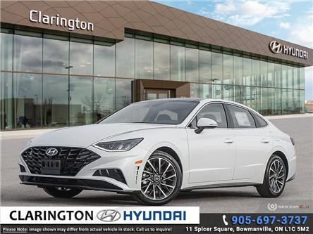 2022 Hyundai Sonata Luxury (Stk: 21500) in Clarington - Image 1 of 24