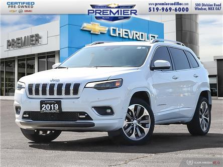2019 Jeep Cherokee Overland (Stk: TR40505) in Windsor - Image 1 of 28