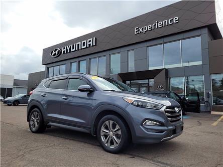 2016 Hyundai Tucson Ultimate (Stk: N1596A) in Charlottetown - Image 1 of 11