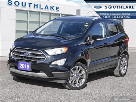 2019 Ford EcoSport Titanium (Stk: P51900) in Newmarket - Image 1 of 27