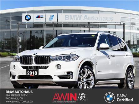 2018 BMW X5 eDrive xDrive40e (Stk: P10861) in Thornhill - Image 1 of 42