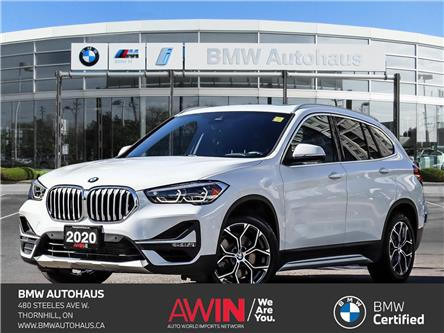 2020 BMW X1 xDrive28i (Stk: P10906) in Thornhill - Image 1 of 39