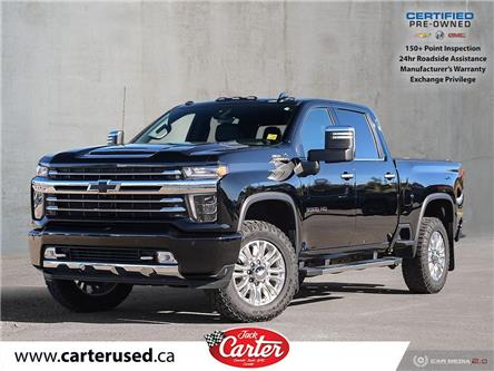 2020 Chevrolet Silverado 3500HD High Country (Stk: 36881U) in Calgary - Image 1 of 26