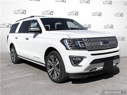 2021 Ford Expedition Max Platinum (Stk: S1505) in St. Thomas - Image 1 of 26