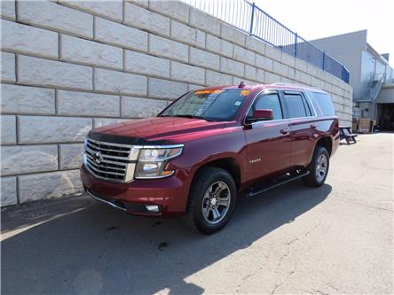 2016 Chevrolet Tahoe LT, CRUISE, LEATHER, AND MORE (Stk: D10823A) in Fredericton - Image 1 of 26