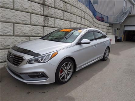 2016 Hyundai Sonata 2.0T Sport Ultimate (Stk: D10866PA) in Fredericton - Image 1 of 22