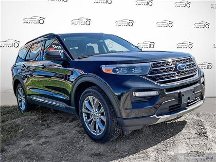 2021 Ford Explorer XLT (Stk: S1507) in St. Thomas - Image 1 of 26