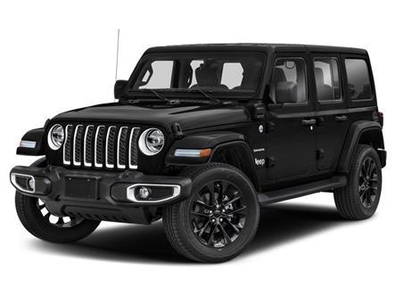 2021 Jeep Wrangler 4xe (PHEV) Sahara (Stk: 21319) in North Bay - Image 1 of 9