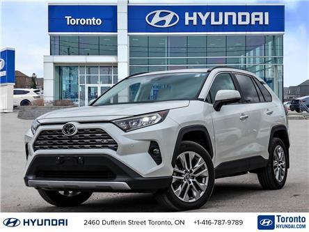 2020 Toyota RAV4 Limited (Stk: GU0184) in Toronto - Image 1 of 12