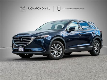 2017 Mazda CX-9 GS-L (Stk: 21-682DTA) in Richmond Hill - Image 1 of 24