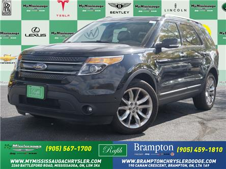 2015 Ford Explorer Limited (Stk: 1753A) in Mississauga - Image 1 of 26