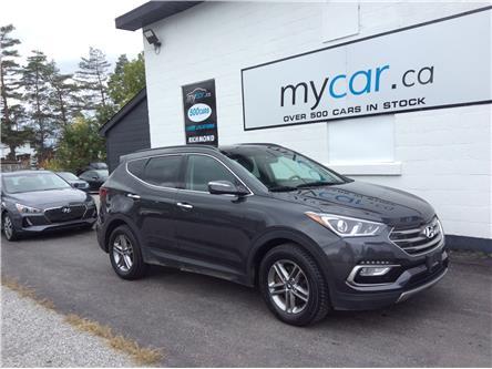 2017 Hyundai Santa Fe Sport 2.4 SE (Stk: 210784) in Ottawa - Image 1 of 23