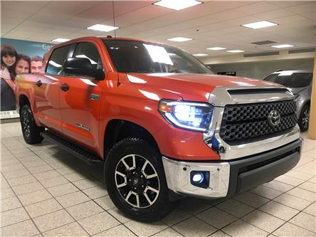 2018 Toyota Tundra SR5 Plus 5.7L V8 (Stk: 211725A) in Calgary - Image 1 of 13