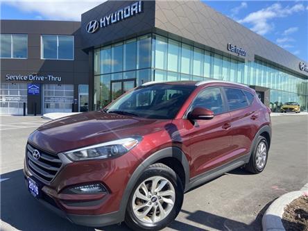 2016 Hyundai Tucson Premium (Stk: 21088A) in Clarington - Image 1 of 10