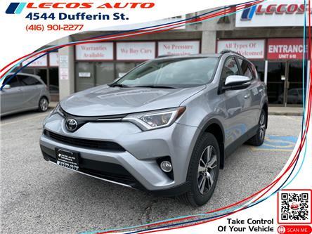 2017 Toyota RAV4 XLE (Stk: 687585) in Toronto - Image 1 of 14