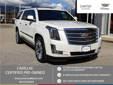 2016 Cadillac Escalade ESV Platinum (Stk: 1D84481) in North Vancouver - Image 1 of 25