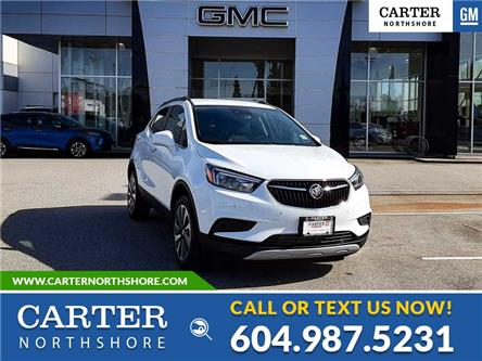 2022 Buick Encore Preferred (Stk: 2K26990) in North Vancouver - Image 1 of 13