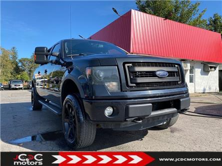 2013 Ford F-150 XLT (Stk: ) in Cobourg - Image 1 of 16