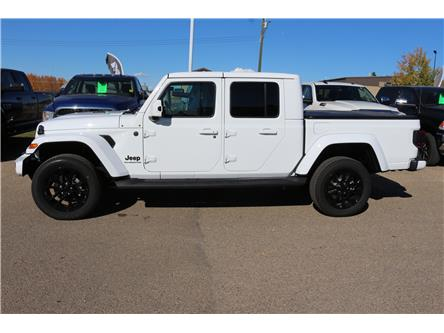 2021 Jeep Gladiator Overland (Stk: MT173) in Rocky Mountain House - Image 1 of 12