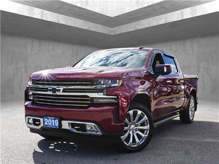 2019 Chevrolet Silverado 1500 High Country (Stk: 9954A) in Penticton - Image 1 of 27