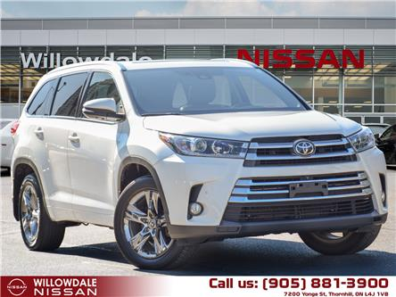 2017 Toyota Highlander Limited (Stk: C36092) in Thornhill - Image 1 of 26