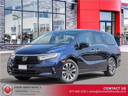2022 Honda Odyssey EX-L RES (Stk: 222055) in Huntsville - Image 1 of 23