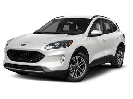 2021 Ford Escape SEL Hybrid (Stk: M-1734) in Calgary - Image 1 of 9