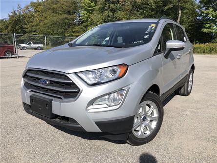 2021 Ford EcoSport SE (Stk: ET21758) in Barrie - Image 1 of 21