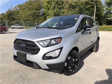 2021 Ford EcoSport SES (Stk: ET21759) in Barrie - Image 1 of 22