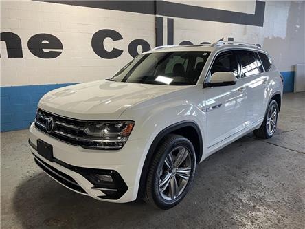 2018 Volkswagen Atlas 3.6 FSI Execline (Stk: 1v2tr2) in Toronto - Image 1 of 29