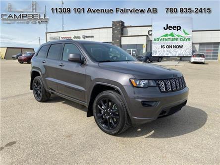 2021 Jeep Grand Cherokee Laredo (Stk: 10760) in Fairview - Image 1 of 16