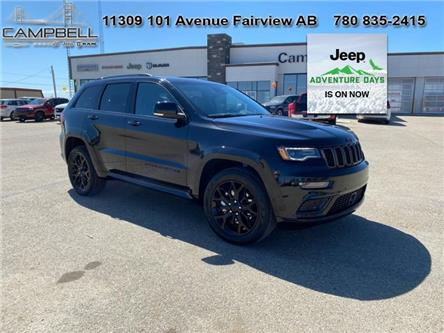 2021 Jeep Grand Cherokee Limited (Stk: 10758) in Fairview - Image 1 of 17